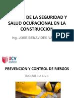 Prevencion y Control de Riesgos