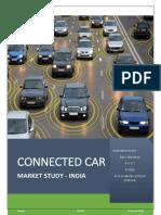 Conected Car India Market Study