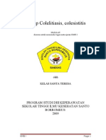 Askep Colelitiasis Dan Colelitiasis