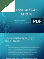 ENSEFALOPATI HEPATIK