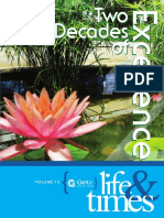 Getz Pharma Life and Times Newsletter Volume 13