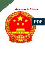 Eine Reise Nach China