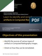 Digital Radiography Artifacts