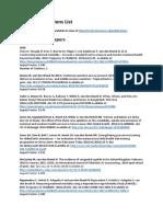 Publications List New Format 5th Dec