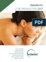 Cartalogo Sedatelec y Precios 2017 (1)