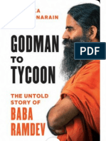 Priyanka Pathak - Godman to Tycoon - The Untold Story of Baba Ramdev
