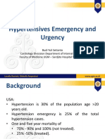 Hypertensives Emergency and Urgency_110