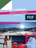 Guide Hiver 2019 LeLioran