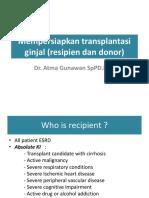 Persiapan Transplantasi Ginjal (Donor-resipien)_113