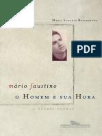 Mario Faustino - O Homem e Sua Hora.epub