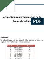 Aplicaciones de PL 2