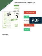 Cours de Francais ( PDFDrive.com )