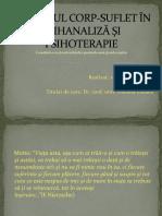Raport Corp -Suflet