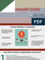 Venezeula Crisis