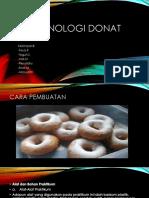 Bioteknologi Donat