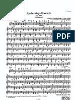 Marcha radetzky violin 2