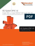 Delivery Range 2018 KG-System