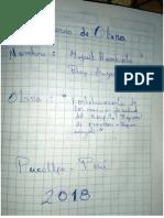 Cuaderno de Ocurrencia