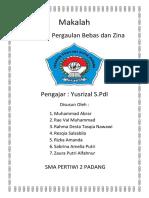 Resensi Novel Indonesia Rahmad