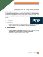 Práctica Dirigida N° 01 - Diseño de Pequeñas Presas