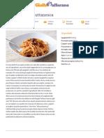 GZRic Spaghetti Alla Puttanesca