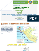 Corriente Del Niño Diapositiva