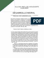 Desarrollo Moral - Laura Berk