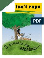 Livro Mainoi Rapé