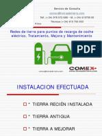 018-2 Comex Tomas de Tierra Recarga Coche Electrico -Terral