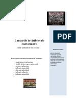 Tema 11 Lanturile invizibile ale conformarii.doc