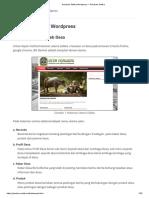 Panduan Sideka Wordpress — Panduan Sideka