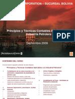 PRINCIPIOS Y NORMAS CONTABLE DE LA ACTIVIDAD PETROLERA