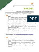 Sociología_Bibliografía_1º2018