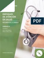 Resumen Unidad enfoque de salud