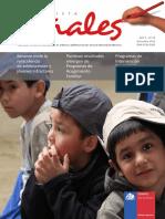 Identidad e iontervención en infancia vulenrable mapuche