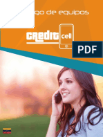 Catalogo Creditcell