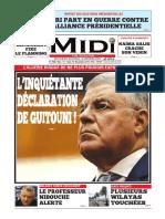 Journal Le Midi Libre Du 15.12.2018