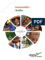 Jindal Csr Report 13-14