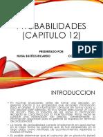 Resumen Capitulos 12 y 13