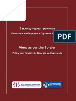 View Across the Border - Policy and Society in Georgia and Armenia