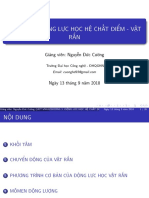 Chuong 3_Dong Luc Hoc He Chat Diem-Vat Ran