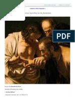 2009-09-03 La Biblia en Los Hechos Apócrifos de Los Apóstoles G. Del Cerro [1061 de 3084] - (Antonio Piñero Blog)