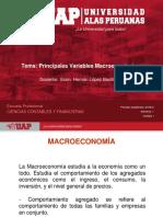 SEMANA 1 Macroeconomía