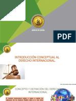 INTRODUCCION DERECHO INTERNACIONAL