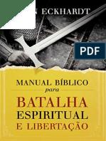 Resumo Manual Biblico Batalha Espiritual Libertacao b7bb