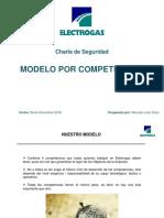 Modelo por competencias