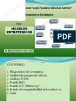 Modelos Estratégicos