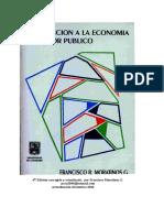 Economia Sector Público. 4 Ed. Actualización Diciembre 2018