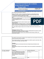 unit 2- 1st grade 2018-2019 pbl template