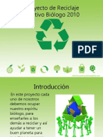 proyectodereciclajesi-100801193903-phpapp02